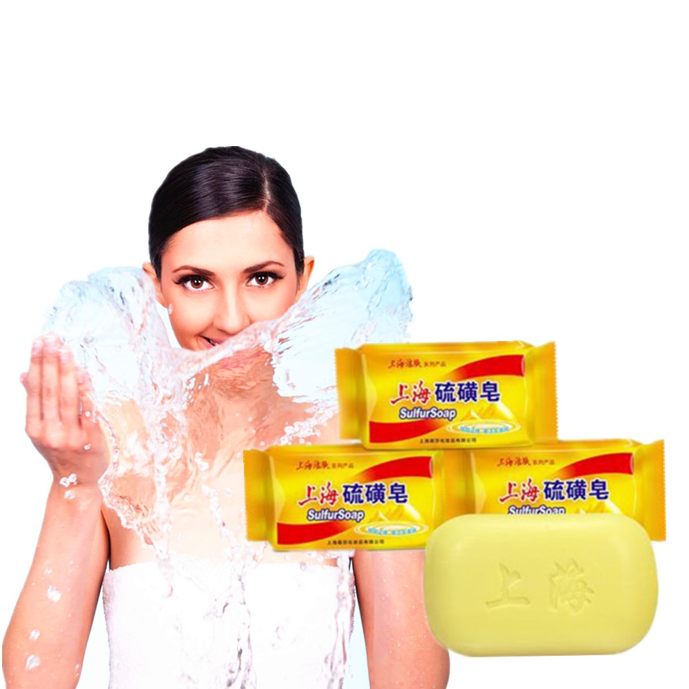 Sulphur Disinfection Soap. Private Bath Detergent. Deodorizing And Whitening. Antiseptic And Anti-inflammatory Detergent