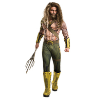 Halloween Purim Justice League Aquaman Cosplay Costumes for Man Zentai Muscle Anime Fancy 3D Print Super Hero Clothing Jumpsuit