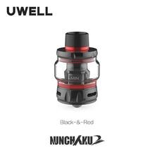 UWELL Nunchaku 2 Tank Self-cleaning5 ML UN2 Meshed Coil suitable for Nunchaku 2 Mod E-cigarette Sub Ohm Tank катушка индуктивности jantzen iron core coil discs 17 awg 1 20 mm 2 200 mh 0 195 ohm
