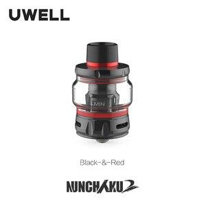 Image 5 - Uwell Nunchaku 2 Tank 5 Ml Vape Verstuiver Zelfreinigende UN2 Meshed Coil Geschikt Voor Nunchaku 2 Mod E Sigaret Sub Ohm Tank Rta