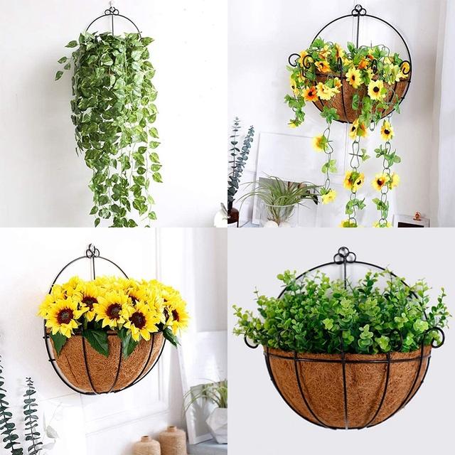 rośliny do montażu)