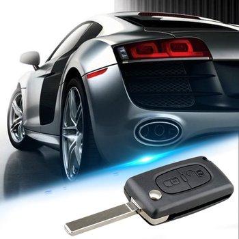 01A pasuje do Citroen C3 wymiana klucz zdalny z dwoma przyciskami obudowa z brelokiem Ce0536 Va2 etui na kluczyk pilota do samochodu powłoki nakładka na klucz Protector tanie i dobre opinie CN (pochodzenie)