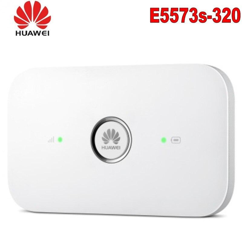 Desbloqueado HUAWEI E5573 E5573s-320 4 100mbps 150G