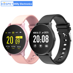KOSPET magia inteligentny zegarek pulsometr pomiar ciśnienia krwi pilot Sport Fitness Smartwatch