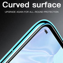 3Pcs Protective Glass on the For Huawei P40 Honor 20 Lite 9X 9A 9S Tempered Screen Protector Honor 30 30S 20i V20 V30 Glass Film