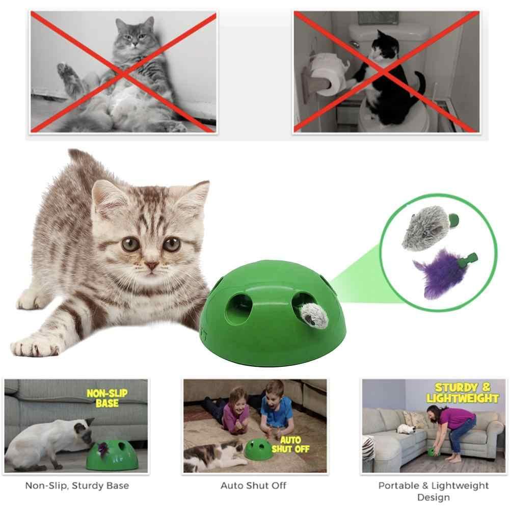 ABS Gatto Giocattolo Pop Gioco Palla Giocattolo Dell'animale Domestico POP N Play Gatto Che Graffia Dispositivo Divertente Gatto Giocattolo Per Il Gatto Affinare artiglio