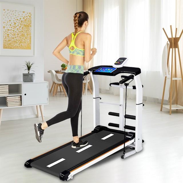 GRT Fitness Folding-Shock-Running-Treadmill-Exercise-Fitness-Equipment-For-Treadmill-Bike-Running-Machine-Shock-Absorbing-Treadmill-HWC Foldable Running Treadmill Exercise Fitness Equipment For Treadmill Bike Running Machine Shock Absorbing Treadmill