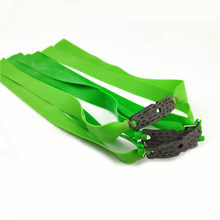 Wholesal 5pcs/lot thickness rubber band used for catching fishing high quality slingshot rubber band slingshot latex rubber