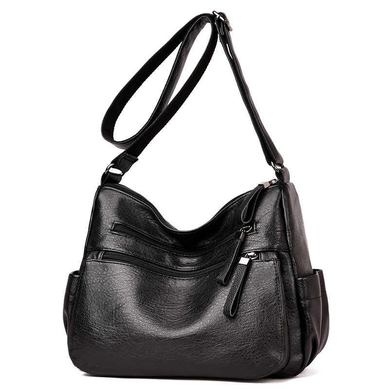 Кожаная женская повседневная сумка-тоут, сумка-тоут, женская сумка на плечо, сумка-мессенджер, Женская Ручная Сумка Bolsa Feminina, новинка, хит продаж, C769