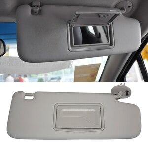 Image 1 - Rechts Grau Sonnenblende Make Up Spiegel Fit für Chevrolet Chevy Sonic Funken 2012 2013 2014 2015 2016