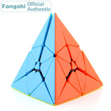 Fangshi F/S limCube Discrete Pyraminxeds Magic Cube 3x3 Pyramid Professional Speed Puzzle Twisty Educational Toys For Children