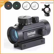 11mm 20mm Rail holographique lunette de visée optique de chasse point rouge vue tactique portée arbalète lunette de visée tactique tir pistolet