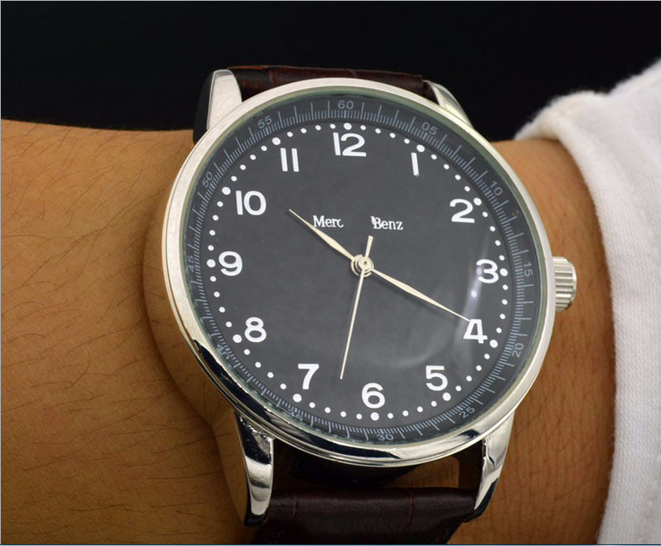 H6877dcce920444bc92df53391a3a28c4z New Style Mercedes Belt Watch Men Korean-style Fashion Business Casual Leather Belt Bens