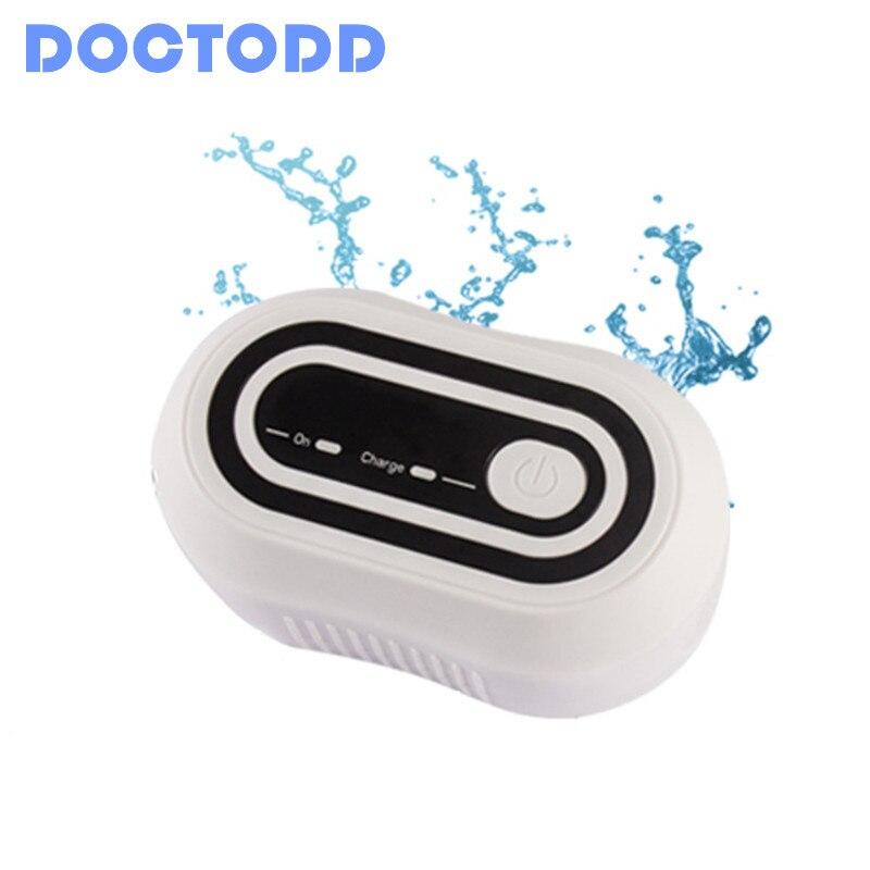 CPAP Cleaner Battery Portable CPAP Disinfector Respirator Sanitizer Ozone Sterilizer Apnea OSAHS OSAS Anti Snoring Ventilator