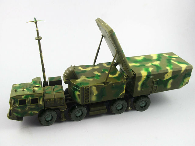1/72 BATTLEField Russian china S-300 SA-10 air defense missile radar vehicle TombStone Radar carriage assembly Model 1