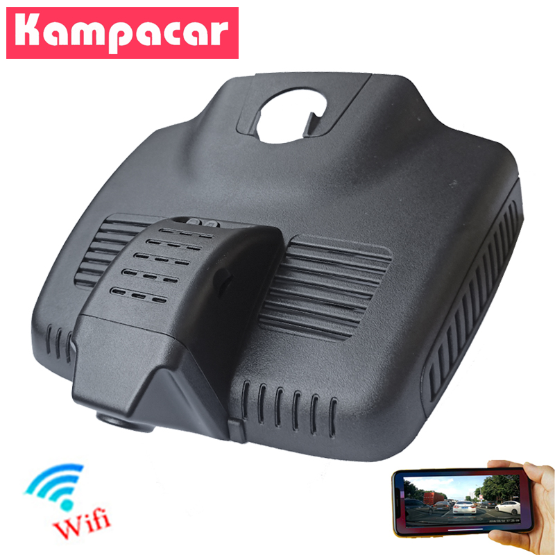 Kampacar BZ11-E Wifi Car DVR Camera Dashcam For Mercedes Benz GLC E Class 180 200 300 320 400 220 250 <font><b>e220d</b></font> e260 w211 w212 w213 image