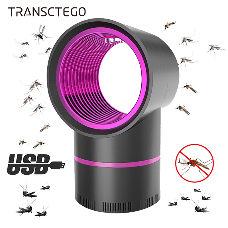 Led Mosquito Killer Lamp Electric Bug Zapper USB Powered Trap Muggen Insect Killer Anti Mosquito Fly Night Lights Dropshipping