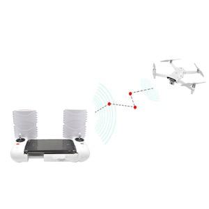 Image 5 - 1 ペアプロフェッショナルアンテナレンジエクステンダー信号ブースター xiaomi FIMI X8 SE ドローンリモコン強化アンテナ信号
