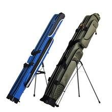 Сумка для рыбалки 1,2/1,25 м, два/три слоя, сумка для удочки, специальное предложение, Жесткий Чехол, водонепроницаемая сумка для рыбалки