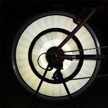 Светоотражающие наклейки для велосипедов Горный велосипед флуоресцентная наклейка на заказ велосипед Светоотражающие полосы