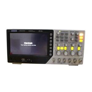 Image 2 - Hantek DSO4254C Digital Oscilloscope 4 Channels 250Mhz LCD PC Handheld Portable USB Oscilloscopes +EXT+DVM+Auto range function