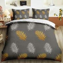 3D Print Custom Summer Spring Flower Bedding Set Soft Pillowcase Duvet Cover Fashion Bedroom Decor Queen King Single Bed Set