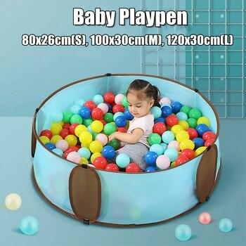Baby pen Children Toddler Kids?Baby Safety Fence?Tent Indoor Outdoor