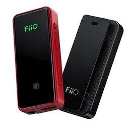 FiiO BTR3 Bluetooth Receiver aptXLL Wireless Bluetooth Audio Receiver 3.5mm Car Aux Bluetooth Adapter for Speaker Headphone