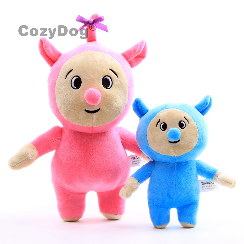 Baby TV Billy And Bam Bam Lovely Soft Stuffed Toys Doll Pillow Soft Sleeping Toys 20cm-30 Cm Children Kids Baby Birthday Gift