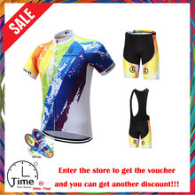 New 2020 Pro Team Cycling Jersey Men #8217 s Clothing Cycling MTB Cycling Shorts Bike Jersey Game go bike Cycling Jersey set cheap RAUDAX 100 Polyester Lycra polyester Spandex Short Sleeve Factory Direct Sales 80 Polyester and 20 Stretch Spandex