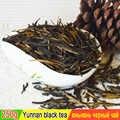 DianHong Black tea 250g Chinese Yunnan Dian Hong tea PremiumBeauty Slimming Diuretic Down Three High Green Food dian hong