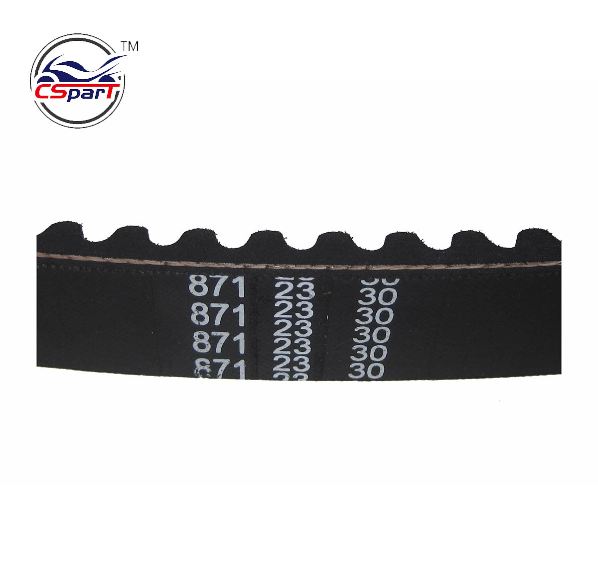 871 23 30 CVT Belt For 250CC 257CC 260CC 300CC YP VOG Yamaha Linhai  Manco Talon Scooter  Go Kart Buggy ATV Parts