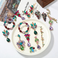 Pauli Manfi 2020 Модные индивидуальные металлические геометрические Висячие серьги для девушек элегантные милые ювелирные изделия аксессуары