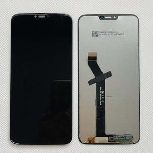 Image 4 - 100% Original TEST For Motorola Moto G7 Power LCD Display Touch screen sensor Panel Digiziter assembly 6.2 For Moto G7power