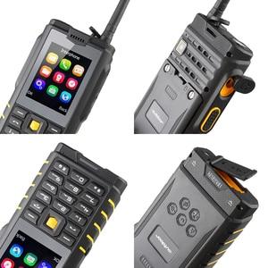 "Image 5 - Ioutdoor 4500mAh IP68 עמיד למים עמיד הלם רוסית מקלדת מחוספס נייד 2.4 ""מכשיר קשר אינטרקום FM נייד"