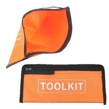 27.5 x13.3cm Tools Bag Rivet Fixed Tool Bag Belt Utility Kit Matching Kit