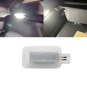 1x 18SMD T10 W5S Led Trunk Luggage Compartment Interior Light For Acura ILX TSX RSX TL TLX For Honda Civic 3D 4D 5D image