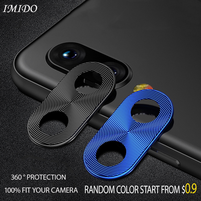 Full Cover Rear Camera Lens Protective for Xiaomi Redmi K20 Note 7 Pro Back Ring Note7