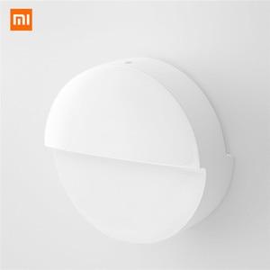 Image 2 - 2020 nouveau Xiaomi Mijia Philips Bluetooth veilleuse LED Induction couloir nuit lampe infrarouge télécommande corps capteur pour B