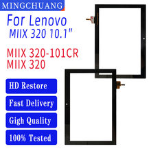 10.1 Inch For Lenovo MIIX320 MIIX 320-10ICR MIIX 320 Touch Screen Digitizer Sensor Glass Digitizer Panel