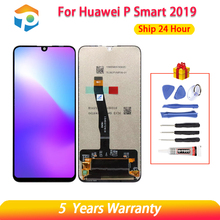 10 Touch AAA Quality LCD For Huawei P Smart 2019 LCD With Frame LCD Screen Display For P Smart 2019 LCD Screen POT-LX1 L21 LX3