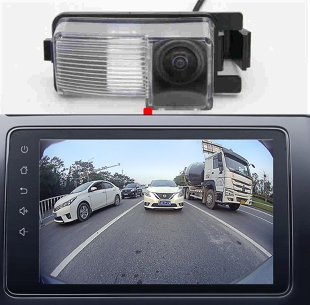 Камера заднего вида AHD 1080P рыбий глаз парковочная камера заднего вида для Nissan Geniss Tiida Livina GF-R 350Z 370Z Sentra Cube Versa