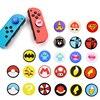 Joystick Cover Thumb Stick Grip Cap For Nintendo Switch NS Lite Joy Con Controller Mario Nintend Joy Con Gamepad Thumbstick Case