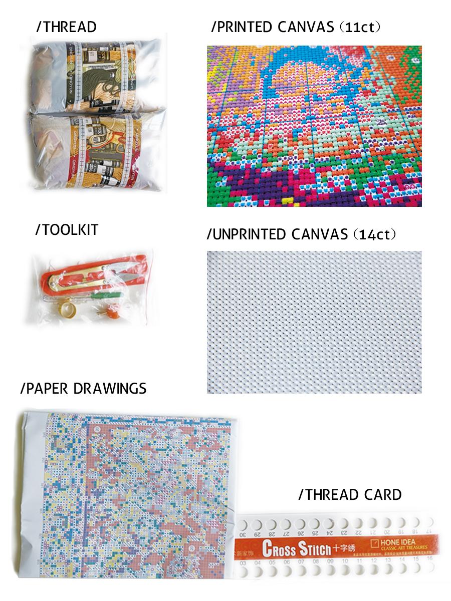 вышивка крестом наборы крестиком набор рукоделие для вышивки