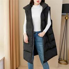 Jacket Women 11XL Padded Hooded Black Long Plus-Size Winter 8XL Bust 10XL 9XL 7XL 170kg
