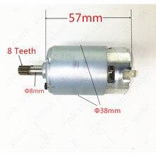 WORX Motor RS 550VD 6532 H3 RS 550 für WX390 WU390 WX390.1 WX390.31 WU390.9 WX390.9 20V H3 QN147Y12 Power Werkzeug Zubehör werkzeuge