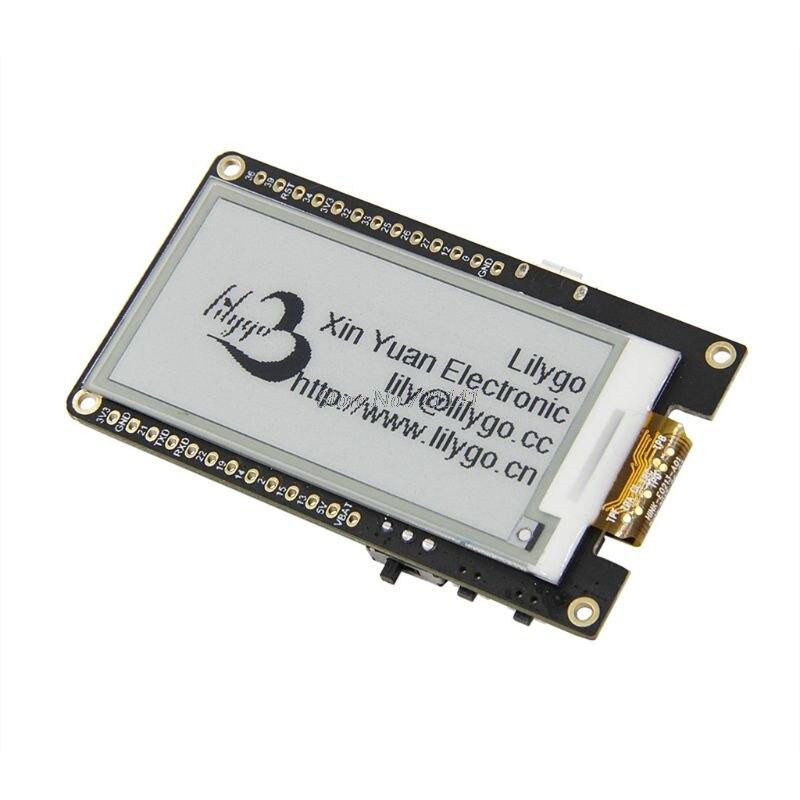 T5 V2.3 Wireless WiFi Basic Wireless Module ESP-32 Esp32 2.13 EPaper Display Development Board Dropship