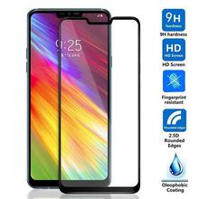 5D 9H Full Coverage Screen Protector For LG W10 W30 G6 G7 G8 K40 K50 Tempered Glass Q60 Q7 Q9 Stylo 4 5 Protective Film