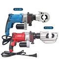 Electric hydraulic clamp multifunctional small electrician cable cable cutter hydraulic tool