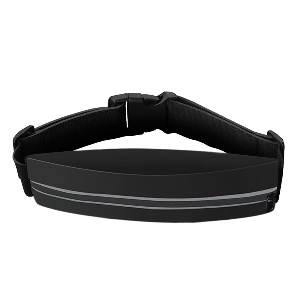 Professional Waterproof Anti-Lost Outdoor Running Waist Bag Gym Sports Belt Bags Fanny Pack For Mobile Phone For Men Women Run